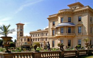 The perfect home. Queen Vicotria's Osborne House on the Isle of Wight